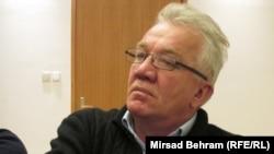 Kitarovićka vodi računa o nemiru u Bosni i Hercegovini: Enver Kazaz