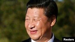 Председатель КНР Си Цзиньпин.