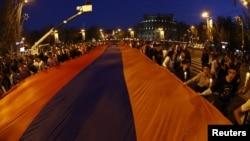 Меморіальні заходи в столиці Вірменії