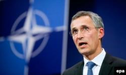 Генаральный секретарь НАТО Йенс Столтенберг