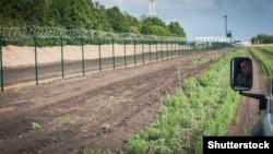 Українсько-російський кордон у Харківській області (ілюстраційне фото) ©Shutterstock