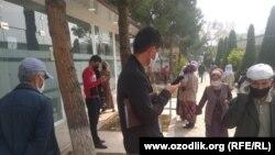 Вилояти Намангони Узбекистон.