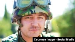 Командир батальйону «Луганськ-1» Артем Вітко