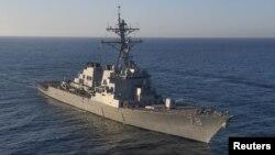 «Кораблі й літаки флоту США регулярно проводять операції у Чорному морі для підтримки наших союзників і партнерів у НАТО», – йдеться в повідомленні