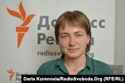 Катерина Семчук, журналистка и соредакторка издания «Політична критика»
