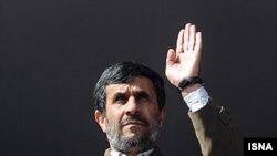 Президент Махмуд Ахмадинеджад