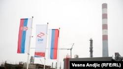Postrojenje Naftne industrije Srbije u Pamčevu
