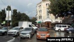 Крым, Ялта, 26 октября 2018 года