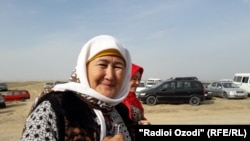"На таджикско-узбекской границе заработал КПП ""Гульбахор"""