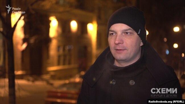 Голова парламентського комітету з протидії корупції Єгор Соболєв