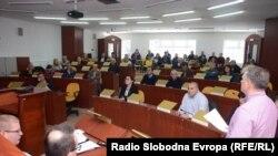 Во Општина Битола се одржа презентација на проект за гасификација на градот.