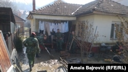 Последствия наводнения в Нови Позар