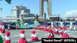 Навруз в Душанбе. Архивное фото