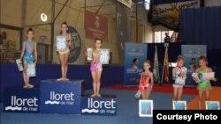 Vitry Cup + Junior 6-эл аралык мелдешинин байге ээлери. 11-14-июнь, 2015-ж. Льорет -де – Мар. Испания.