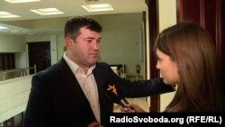 Пропозицію Радіо Свобода переглянути разом відео, опубліковане адвокатом Парнаса, і прокоментувати його ексголова ДФС проігнорував