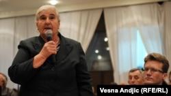 Munira Subašić, predsjednica udruženja Majki Srebrenice