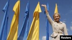 Yulia Tymoshenko - foto arkivi