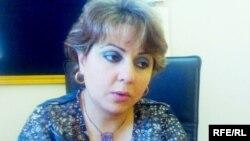 جنار علي مندي رئيسة تحرير مجلة (هيلين)