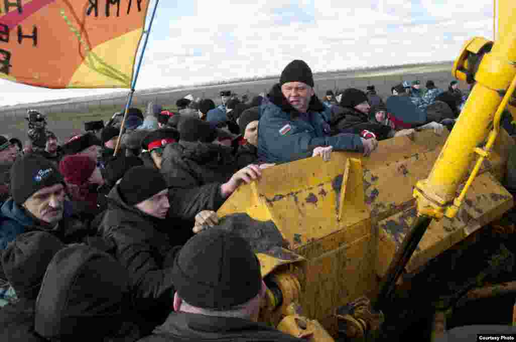 Весь год в Воронежской области шли массовые протесты против разработки никелевых месторождений