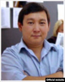 Акмат Алагушев.