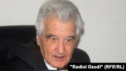 Академик Раҳим Масов, Душанбе, 18-уми январи соли 2011.