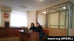Ігор Мовенко в суді Севастополя