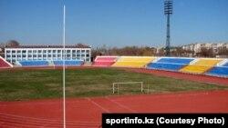 Центральный стадион Шымкента.