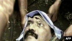 Тело лидера тамильских сепаратистов Велупиллаи Прабахакарана (Фото 2009 года)