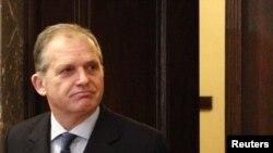 Ավստրիա - Էռնստ Շտրասսերը դատարանի դահլիճում, Վիեննա, 14-ը հունվարի, 2013թ.