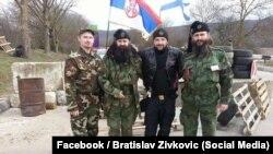 Добровольцы в Крыму. Дата съёмки неизвестна