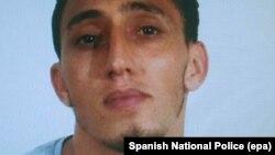 Maghrebi Driss Oukabir-in terror aktında iştirak etdiyi iddia olunur