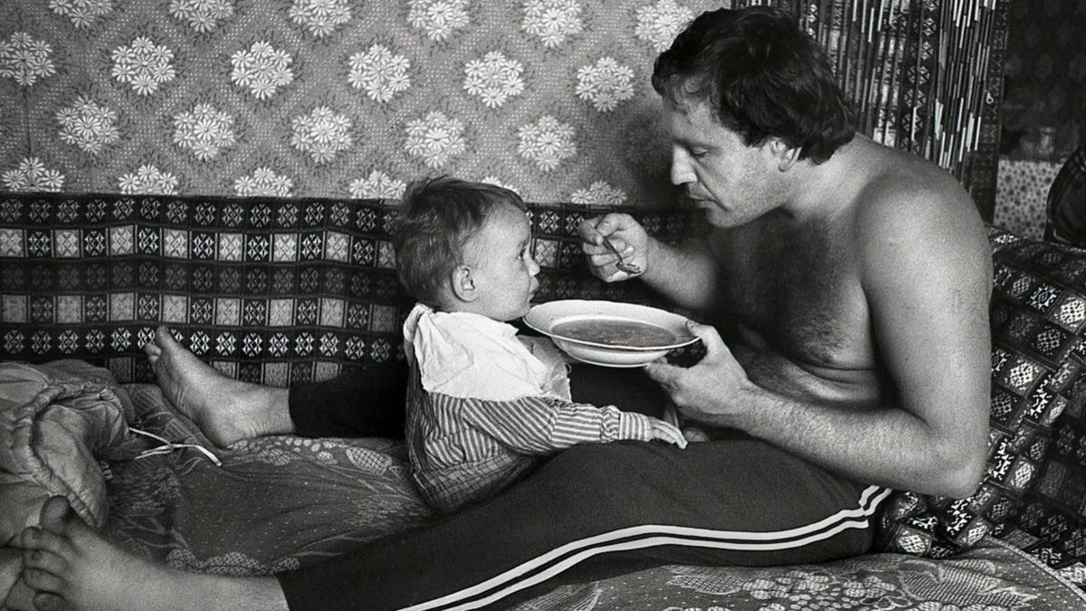 Как на самом деле жили в СССР? Фотографии Валерия Решетняка