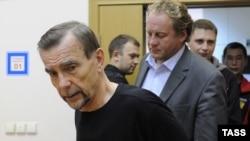 Lev Ponomarev la un tribunal din Moscova