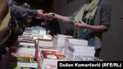 Sajam knjiga u CZKD
