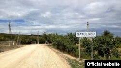 Satul Nou, Cimișlia