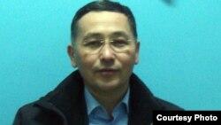 Жаңаөзен қаласының бұрынғы әкімі Орақ Сарбөпеев. Жаңаөзен, 19 желтоқсан 2011 жыл.