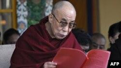 Духовниот лидер на Тибет Далај Лама