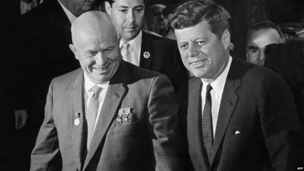 Vienna Summit 1961