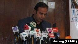 یوسف رشید عضو و سخنگوی کمیته گزینش کمیشنران کمیسیونهای انتخاباتی