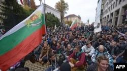Студентиски протести во Софија