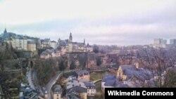 Pamje nga një pjesë e Luksemburgut