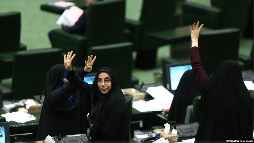 نامه ۱۷۵ نماینده مجلس به روحانی برای معرفی وزیران زن