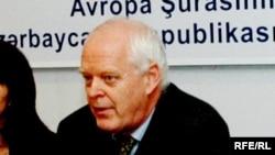 Avropa Şurasının insan haqları üzrə komissarı Tomas Hammerberq