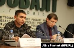 Борис Ушаков на пресс-конференции о пытках заключенных