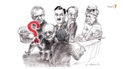سازندگان ایران مدرن در مهمانی ماشاءالله آجودانی