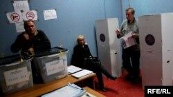 Kosovski izbori, novembar 2009, Gračanica