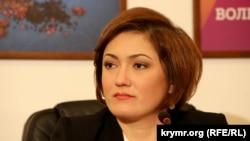 ATR telekanalınıñ baş müdiri Elzara İslâmova