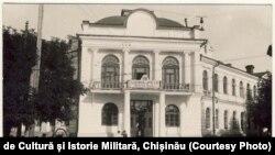 Liceul de Fete Regina Maria, Chișinău
