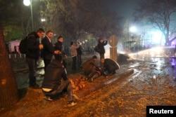 Последствия теракта в Анкаре 13 марта 2016 года