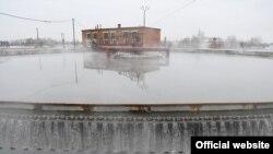 Очистные сооружения казанского Водоканала. Сайт: metshin.ru